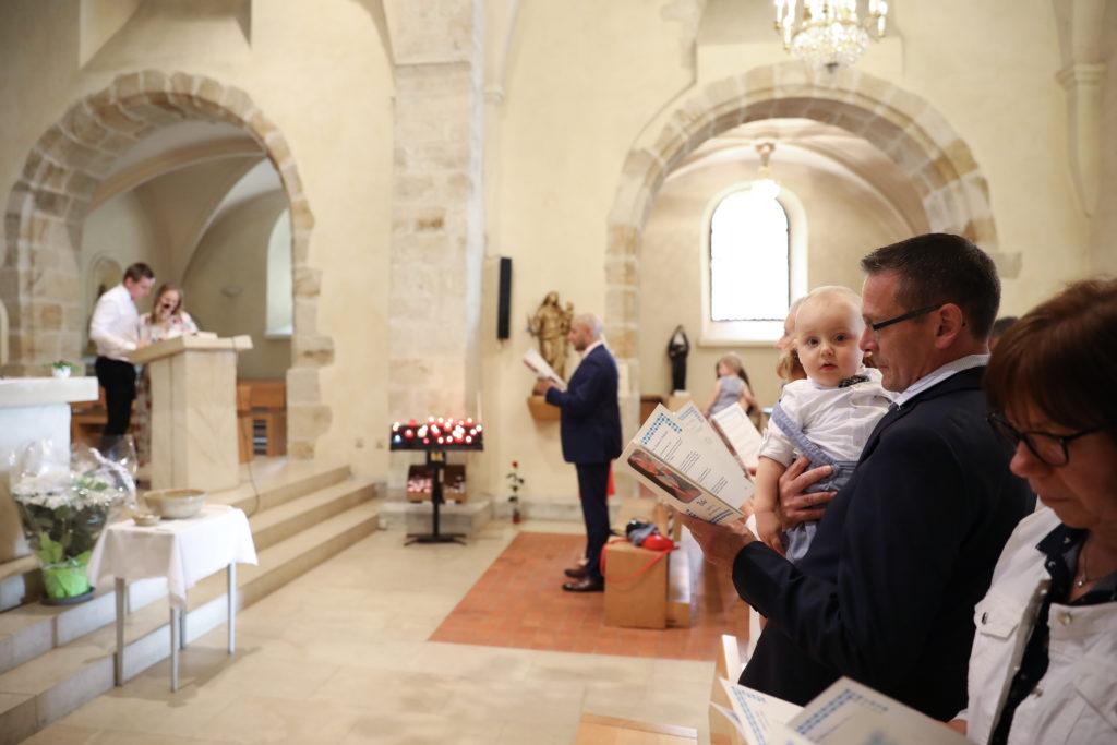 Photographe de baptêmes