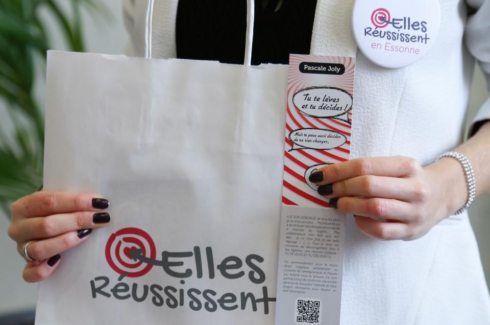 Salon Elles Réussissent 2016